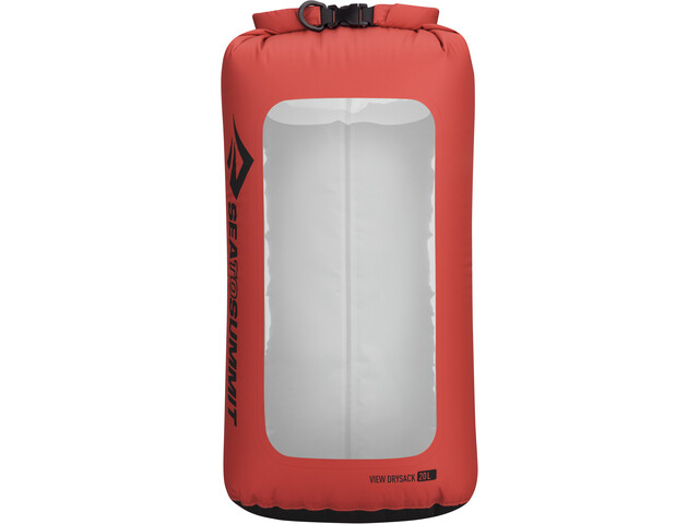 Sea to Summit View Dry Sack 20l, red